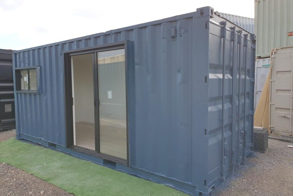Shipping Container Offices – Work site offices Beaudesert